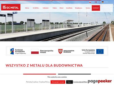 GC Metal - odbojnice