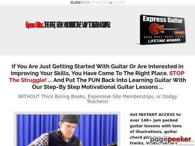 Learn Guitar - Free Guitar Tip - Online Guitar Lesson