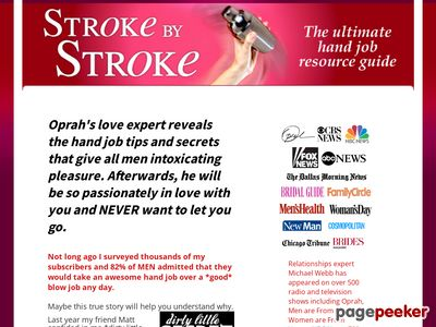Official Site: Stroke by Stroke