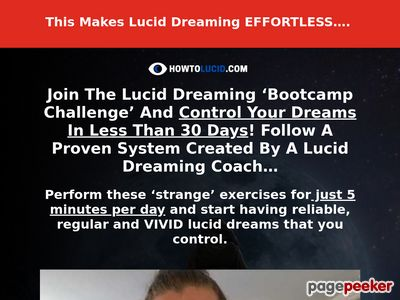 30 Day Lucid Bootcamp: The Best Lucid Dreaming Course In 2019