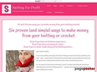 Essential Make Money Knitting Ideas