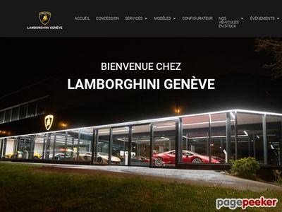 Lamborghini Genève - A visiter!