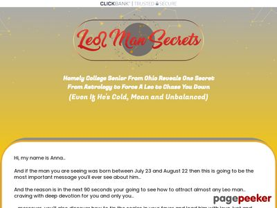 Leo Man Secrets – Learn All About The Leo Man In Your Life