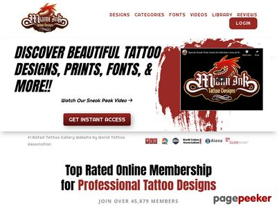 All New Miami Ink Tattoo Designs – Miami Ink Tattoo Designs