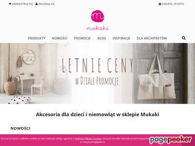 Design dla dzieci   Mukaki.pl