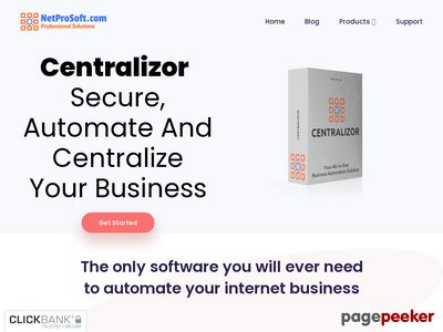 Secure, Automate, Centralize –  Your All-In-One Business Automation Solution