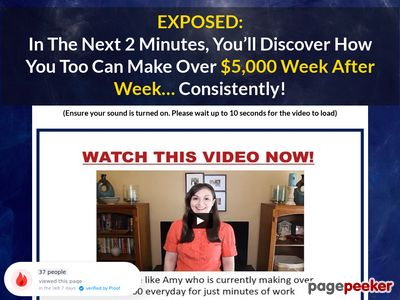 [1] Unread Message: David – Discover How You Can Make Over $5,000 Weekly!