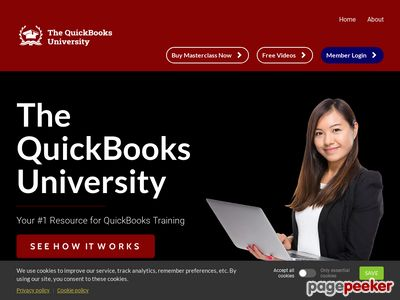 The QuickBooks University – #1 QuickBooks Training on the Web