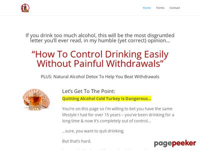Quit Alcohol – How To Control Alcohol
