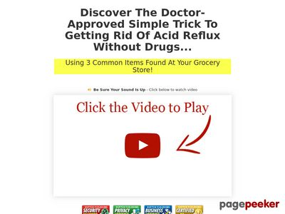 Acid Reflux Cure, Acid Reflux Treatment, Cure Acid Reflux, Cure Heartburn, and GERD Treatment