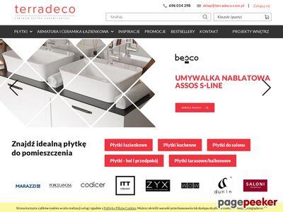 Sklep z płytkami online - terradeco.com.pl
