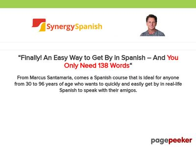 Synergy Spanish - Synergy Spanish Systems