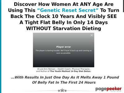 14 Day Diet Detox – The Youth Method