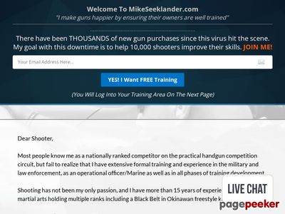 Claim Your 24 FREE Defensive Handgun Drills!