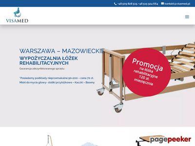 Sklep medyczny warszawa - visamed.pl