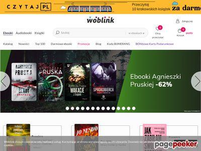 Woblink.com: Ebooki, książki online