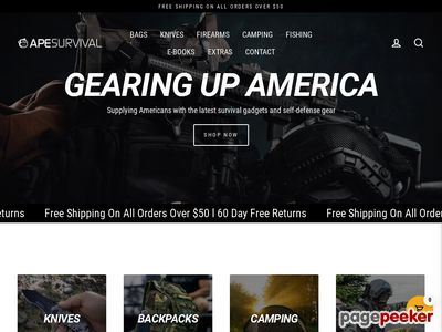 Strikelight  –  apesurvival