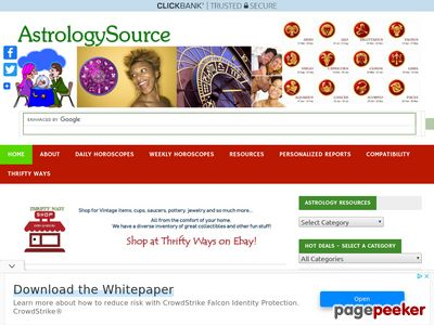 Home – AstrologySource