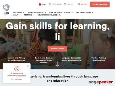 Bell School Switzerland (Genève) - A visiter!