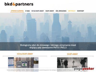 BKD & Partners - sól drogowa