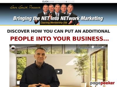 Bringing The NET Into Network Marketing – Bringing The Net into Network Marketing