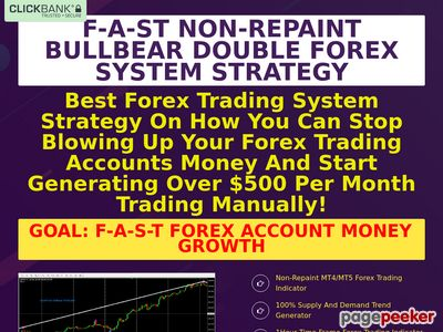 CashForex Indicator- Forex Trading System That Works