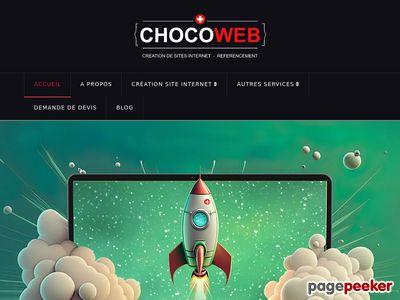 Agence web Chocoweb – Création de sites responsive - A visiter!