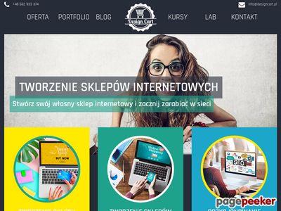Design Cart - tworzenie sklepów internetowych