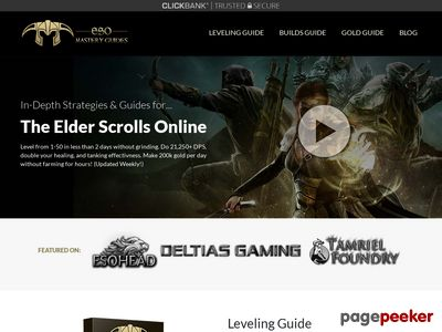 The Elder Scrolls Online Guide & Tips For New Players
