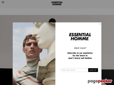 Read more about: https://www.essentialhommemag.com/