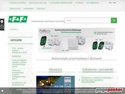 System inteligentnego domu - F&F Filipowski sp. j.