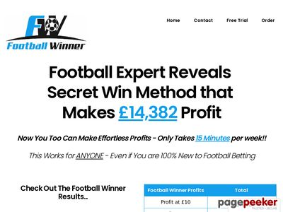 Football Winner – Winning Football Tips