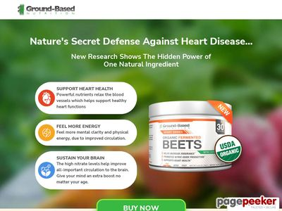 Beets – Ground-Based
