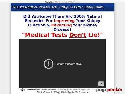 How To Improve Kidney Function - Natural Treatments to Reverse Kidney Disease Problems By Diet