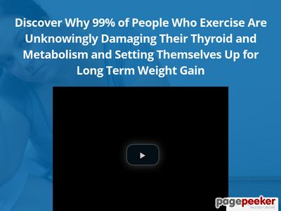 Thyroid Exercise Presentation