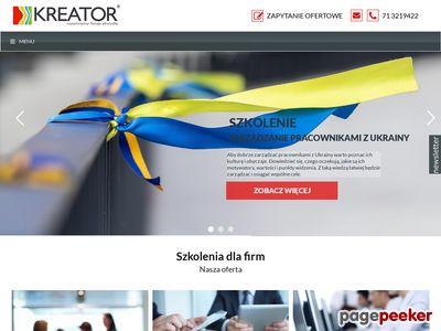 Kreator-szkolenia.pl
