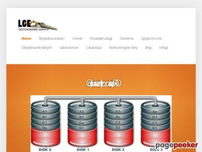 Odzyskiwanie danych z dysków - lge.com.pl