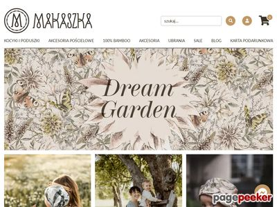 Akcesoria dla dzieci - Makaszka