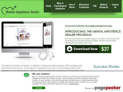 Mental Impotence Healer – Overcome Psychological Impotence