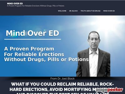 Erectile Dysfunction Treatment without ED Medications