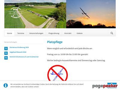 webpage Altenstadt MSC
