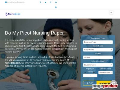 Read more about: https://www.nursedepo.com/do-my-picot-nursing-paper