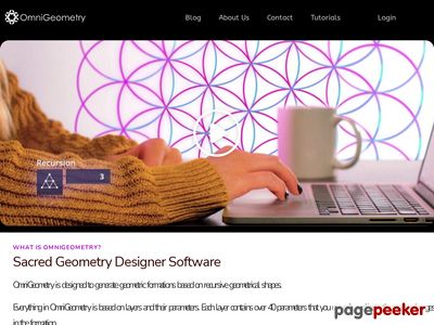 Sacred Geometry Software — OmniGeometry