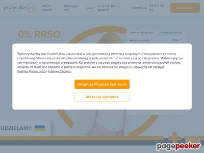 PożyczkaPlus - chwilówka na 60 dni za 10 złotych