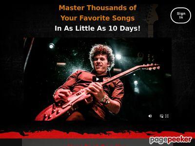 Rock Guitar Mastery