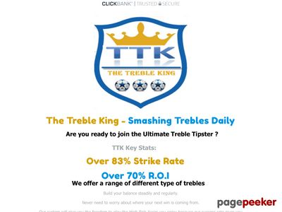 The Ultimate Treble Tipster