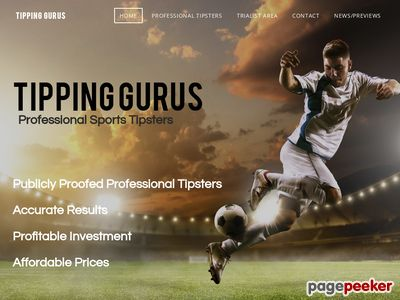 TIPPING GURUS – Tipping Gurus – All Sports Tipsters