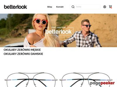 Betterlook - modne okulary