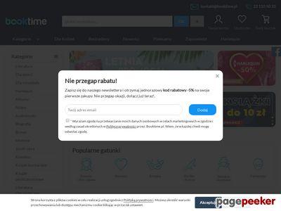 Booktime.pl - Księgarnia internetowa