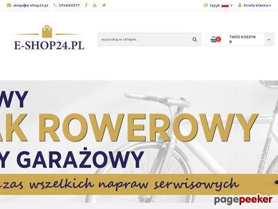 Sklep internetowy E-shop24.pl